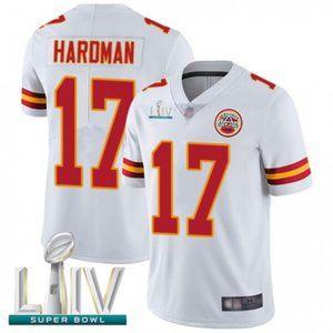 Chiefs Mecole Hardman Super Bowl LIV Jersey